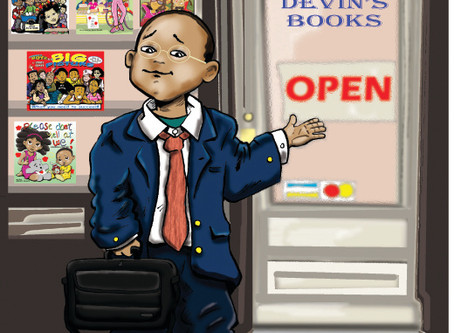 Why African-American Children's Books Matter, Today and Always