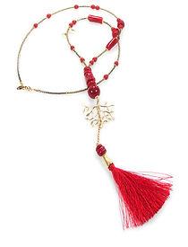 Collier mala, pierres semi-précieuses, vertus des pierres, pompon, bijou, piéce unique, lapilly bijoux