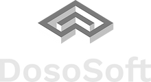 DosoSoft Logo Grayscale on Transparent.png