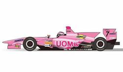 La Dallara-Toyota du team LeMans
