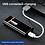Thumbnail: Kit Briquet Électronique Rechargeable USB en Métal WD860