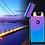 Thumbnail: Kit Briquet Électronique Rechargeable USB en Métal 301