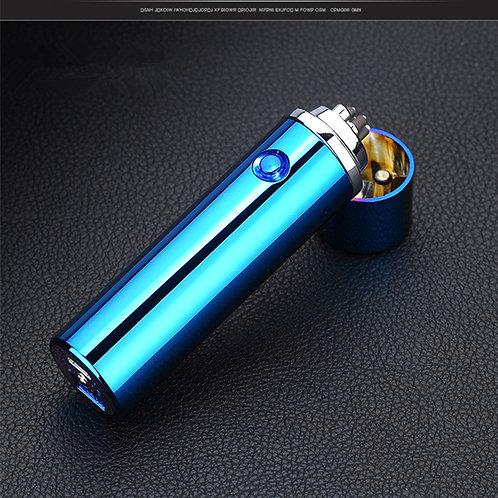 Kit Briquet Électronique Rechargeable USB en Métal 108