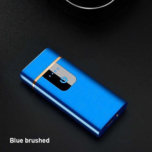Kit Briquet Électronique Rechargeable USB en Métal WD860