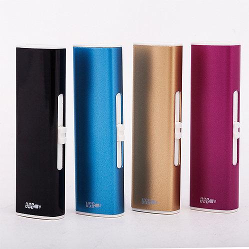 Kit Briquet Électronique Rechargeable USB en Métal 258