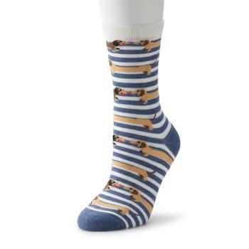 Fun Socks - Wiener Dog