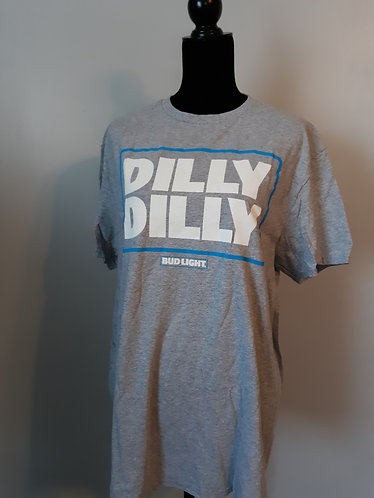 Dilly Dilly Tee - Gray - Men's Large