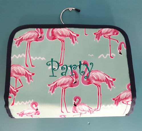PARTY - Flamingo Travel Organizer
