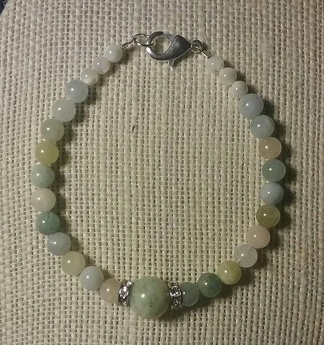 Morganite Pastel Bracelet