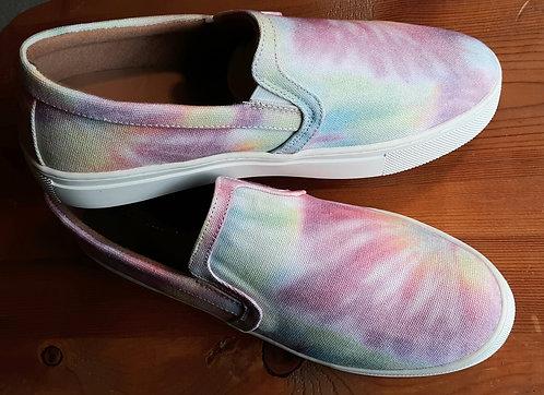 Tie-Dye Slip-on Sneaker
