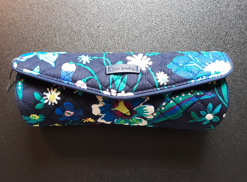 Vera - Quilted Jewelry Roll