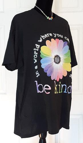 Be Kind Tee - Black - LG