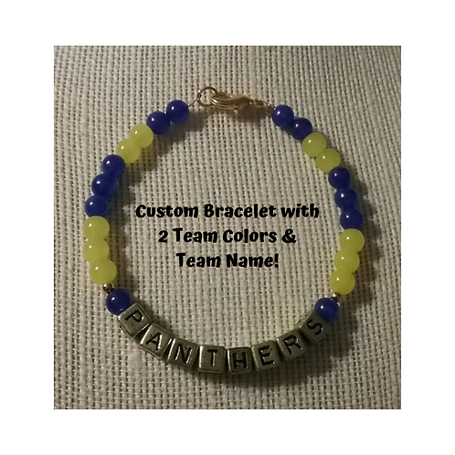 Team Spirit Bracelet - Custom