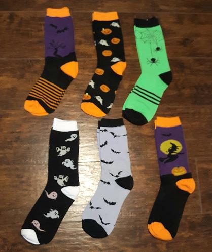 Halloween Fun Socks