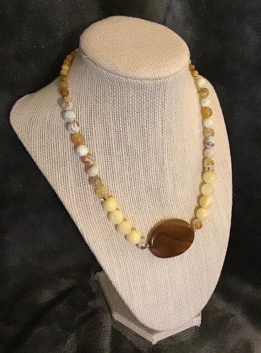 Amber Sunshine Necklace