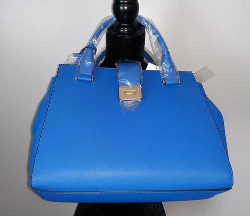 Royal Blue Satchel Purse