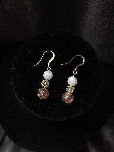 Winter Sparkle Earrings