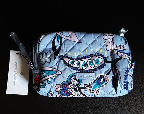 Vera Mini Cosmetic Bag (Makani Paisley)