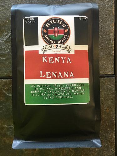 Kenya AB Lenana  12oz