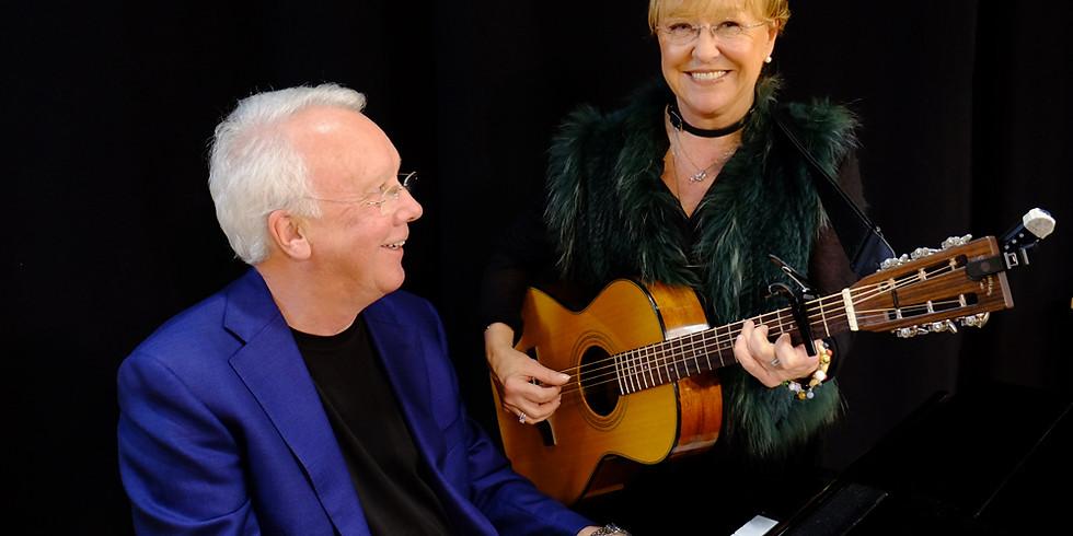 Konsert m/Ingamay Hörnberg og Lennart Sjöholm - Dessverre avlyst.