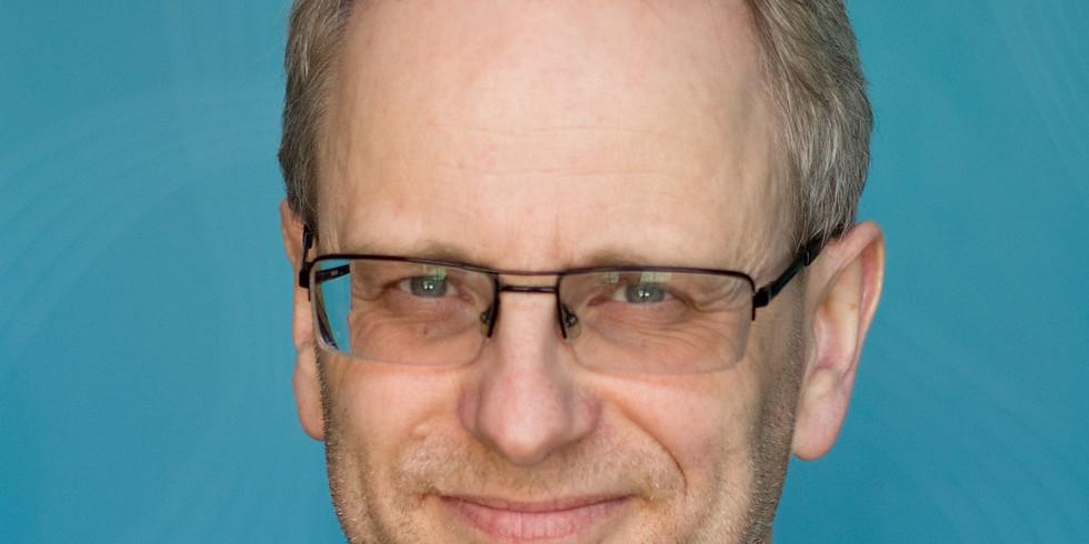 Lunsjforedrag med Henrik Syse