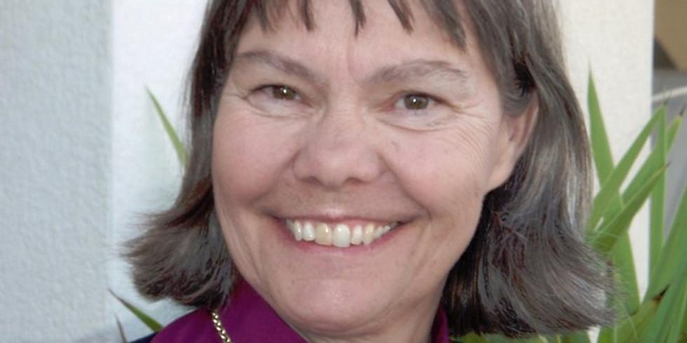 Lunsjforedag med biskop em. Laila Riksaasen Dahl