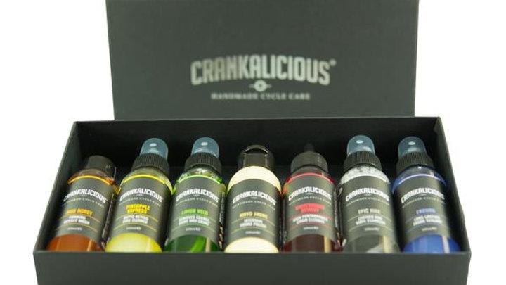 Crankalicious The classics