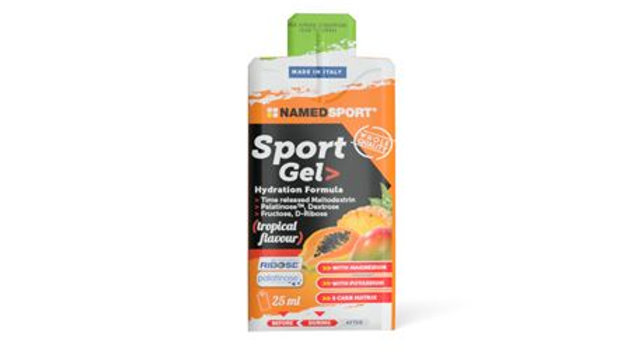 NAMEDSPORT SPORT GEL - 25ML - TROPICAL
