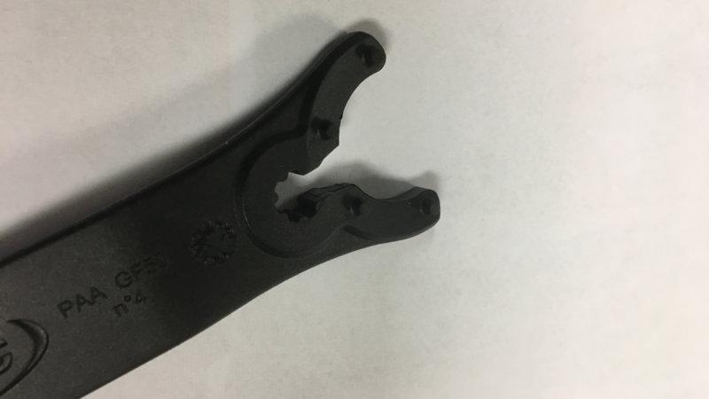 Mavic tool multifunctioneel