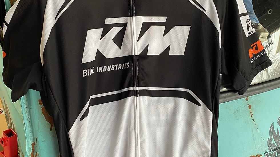 KTM fietsshirt maat L