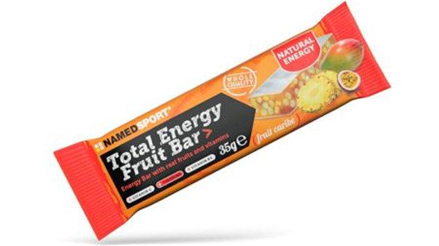 NAMEDSPORT TOTAL ENERGY FRUIT BAR - 35G - TROPISCH FRUIT