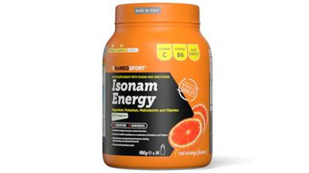 NAMEDSPORT ISONAM ENERGY - 480G - SINAASAPPEL