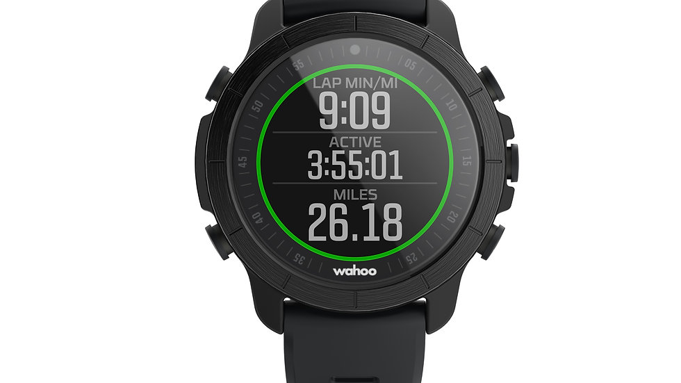 Wahoo Element RIVAL GPS Watch