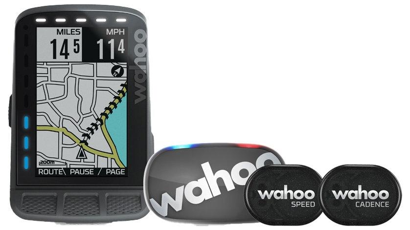 Wahoo ELEMNT Roam GPS Stealth Bundle