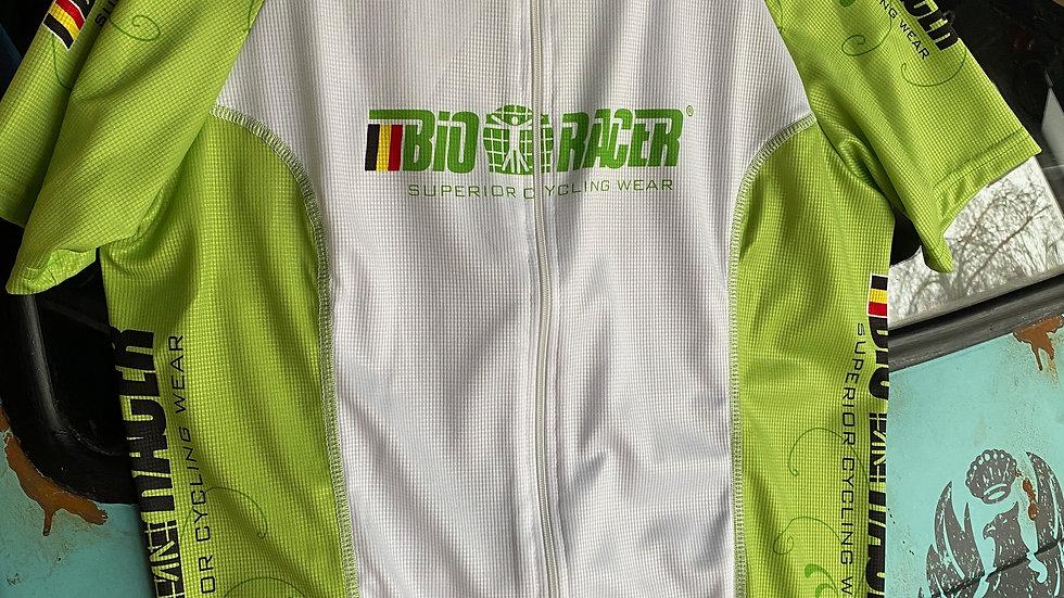 Bioracer fietsshirt maat S