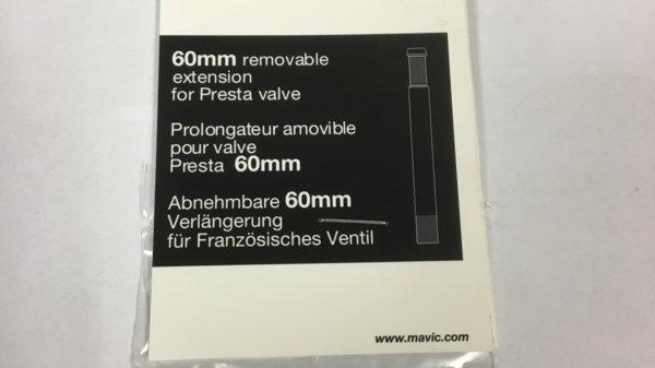 Mavic ventiel extension