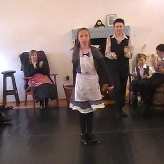 Saoirse – An evening in an Irish cottage!