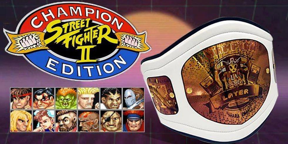 Liga Street Fighter 2 Champion Edition - Jornada 5