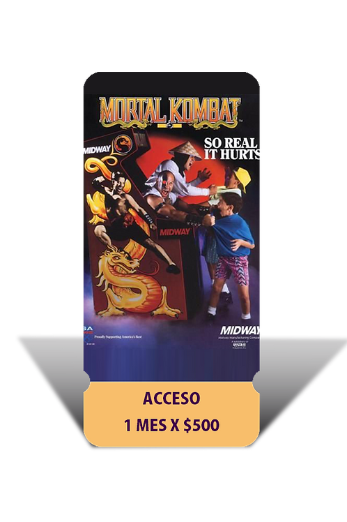 Pase Mortal Kombat