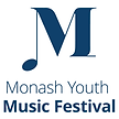 Monash Youth Music Festival logo