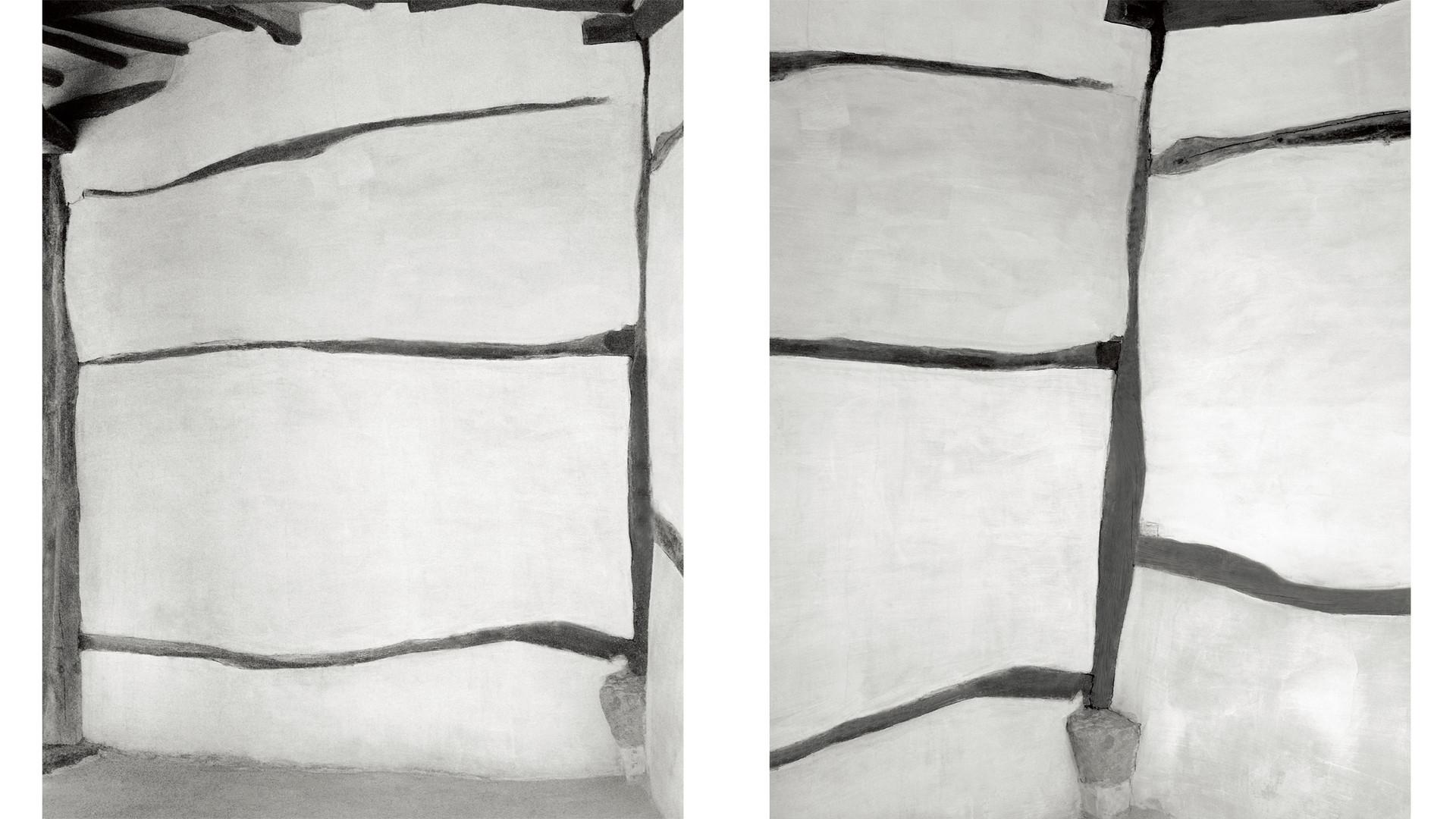 Hanok 0053, 0056, 2016, 79 x 63 cm, archival pigment print, ed. 15