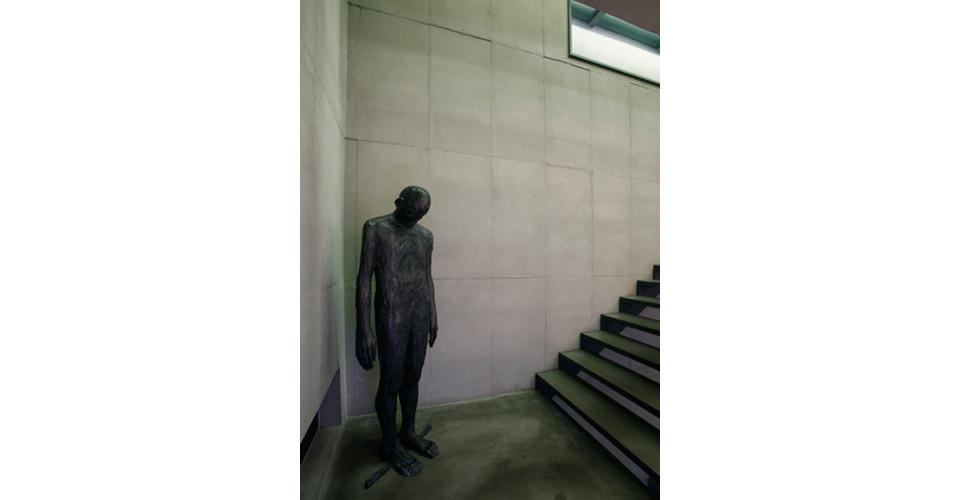 2013-11, 2013, bronze, 186 x 61 x 52 cm