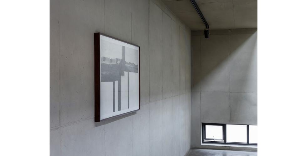 Installation view of Hanok 0476, 2016, 63 x 91 cm, archival pigment print, ed. of 15