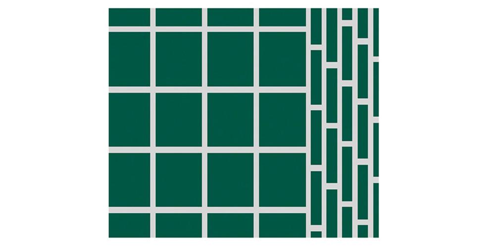Organic Geometry_2006,poly-urethane on aluminum plate,54.3 x 74.3cm, 108.6 x 67.1cm,115.7 x 74.3cm,110 x 64.3cm