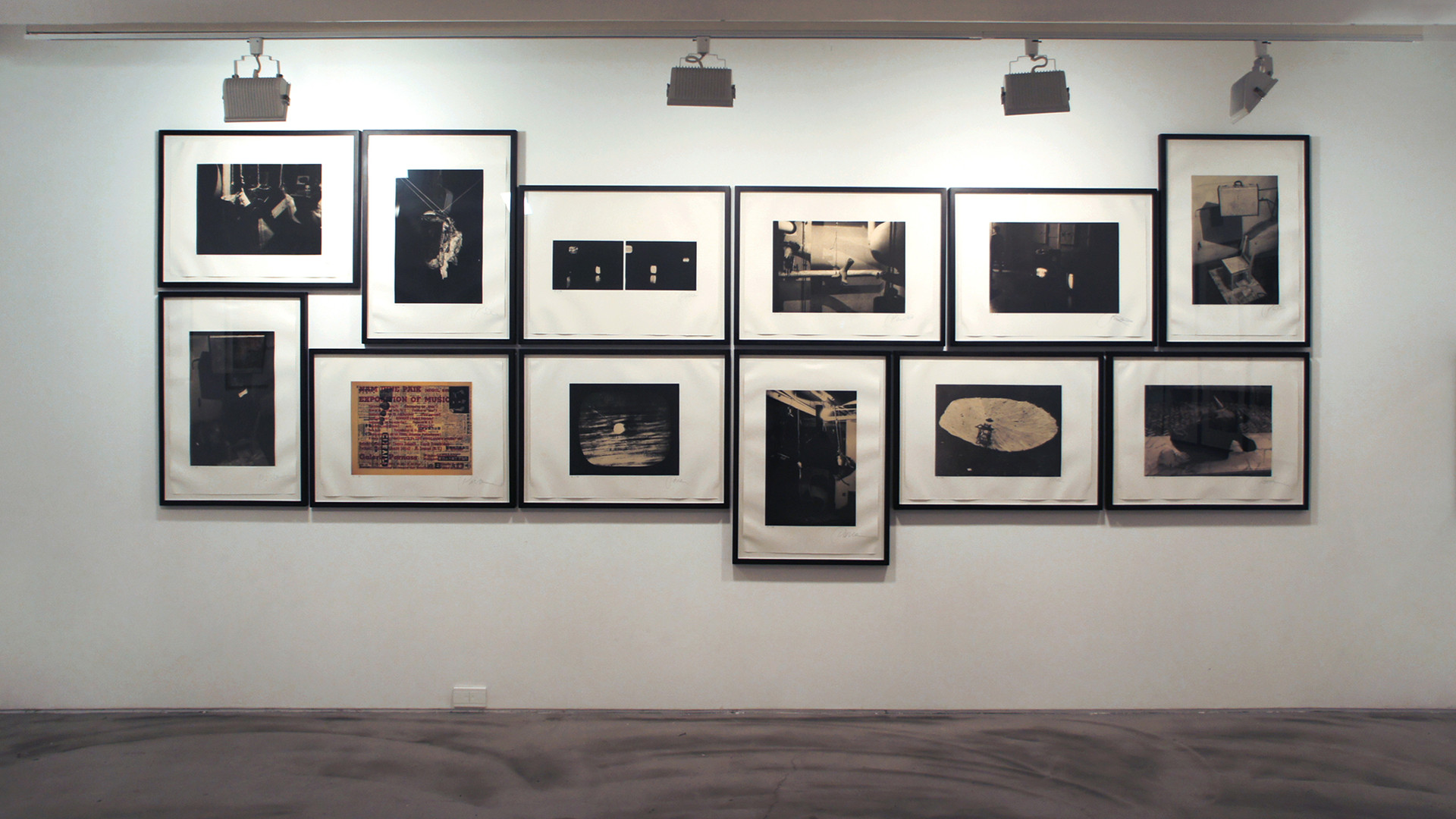 Installation view of simon's collection, Gallery Simon, 2015