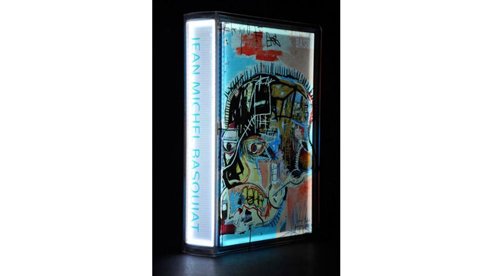 Lighting Book(JeanMicheleBasquiatTeethHead)