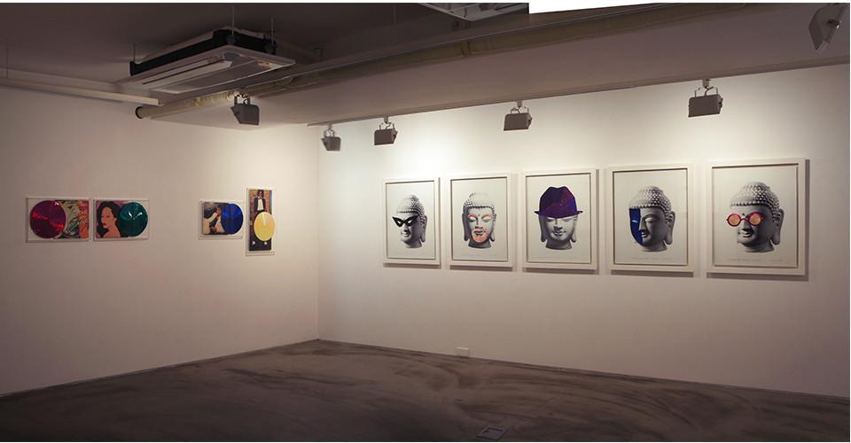 Installation view of simon's collection, Gallery Simon, 2015