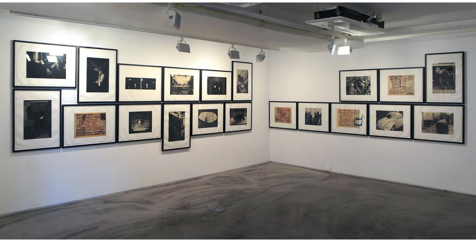 Paik, Nam-June, Exposition of Music, 1963, 77.5 x 57.5 cm (each)
