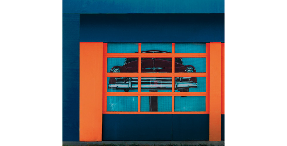 Pine Street, 2017 70x70cm, archival pigment print, ed. of 10