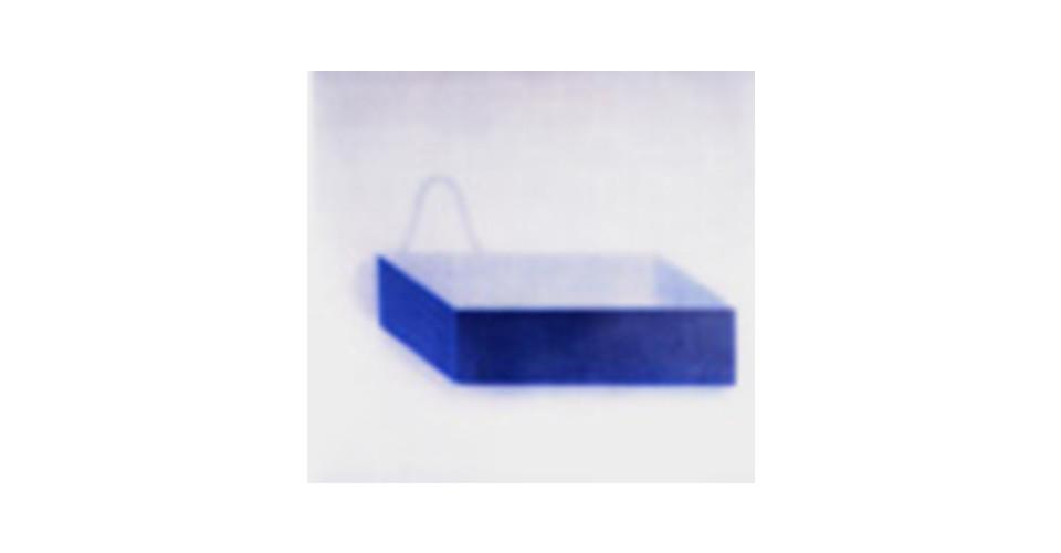 The box, 110 x 110 cm